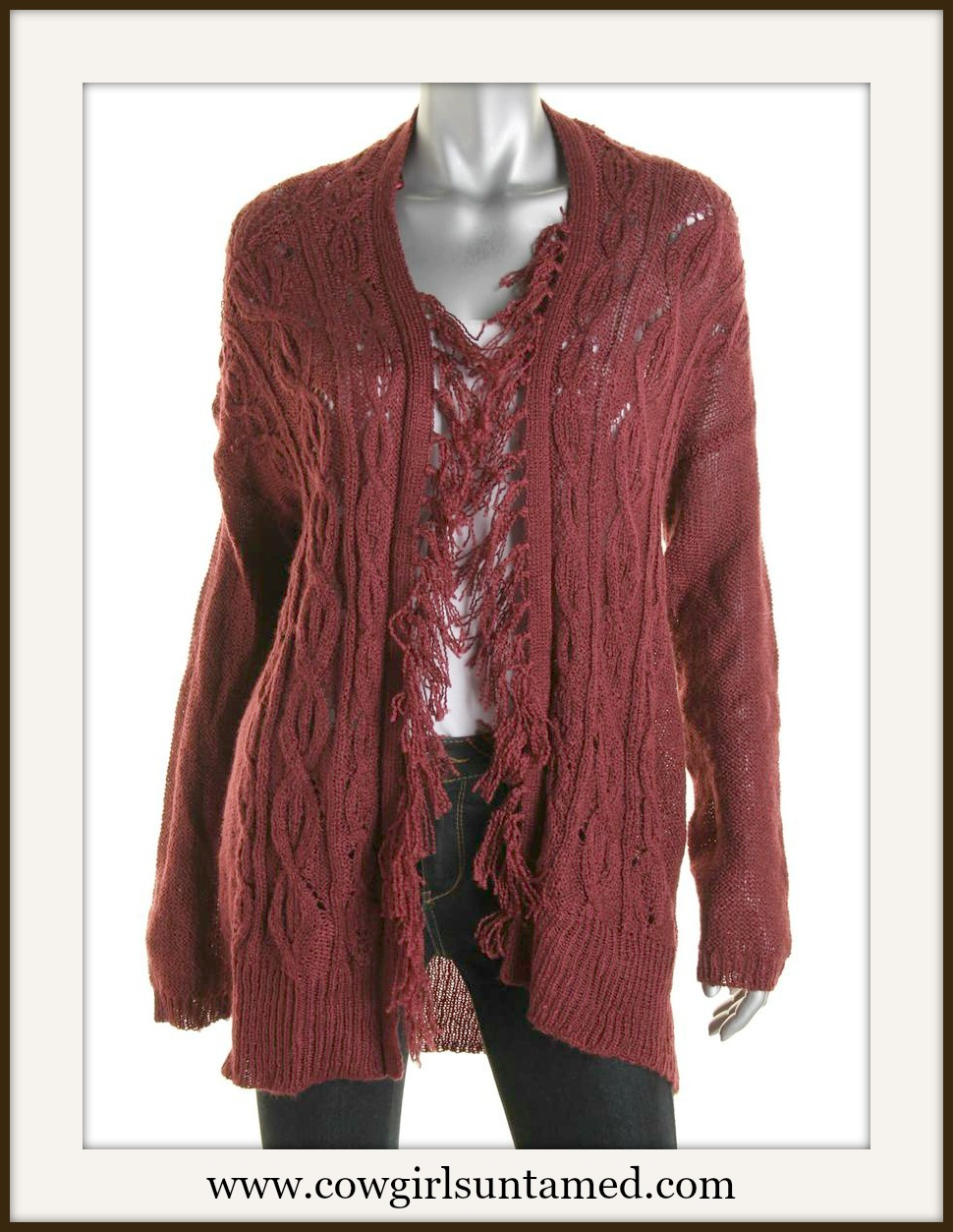 Jackets Sweaters Vests| Cowgirls Untamed