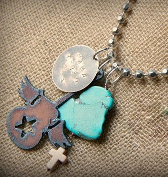 COWGIRL STRONG NECKLACE