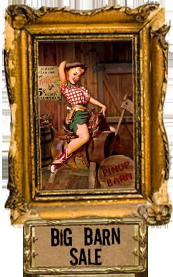 Big Barn SALE : Cowgirls Untamed