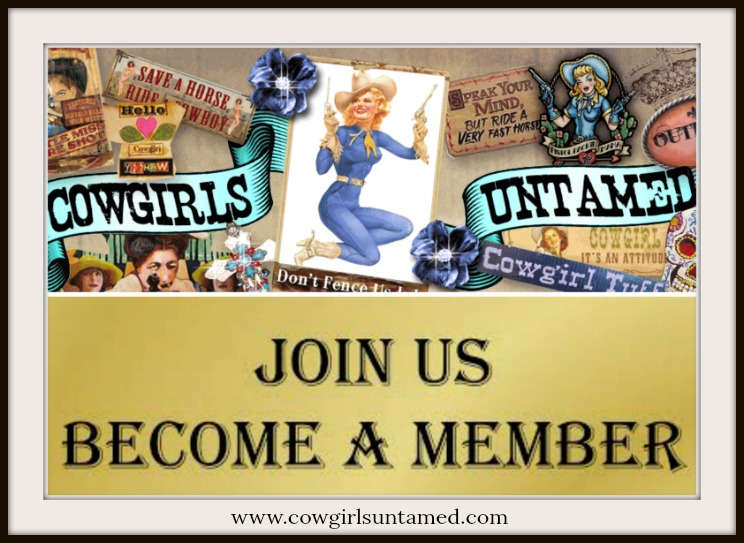 MEMBERSHIP at COWGIRLS UNTAMED