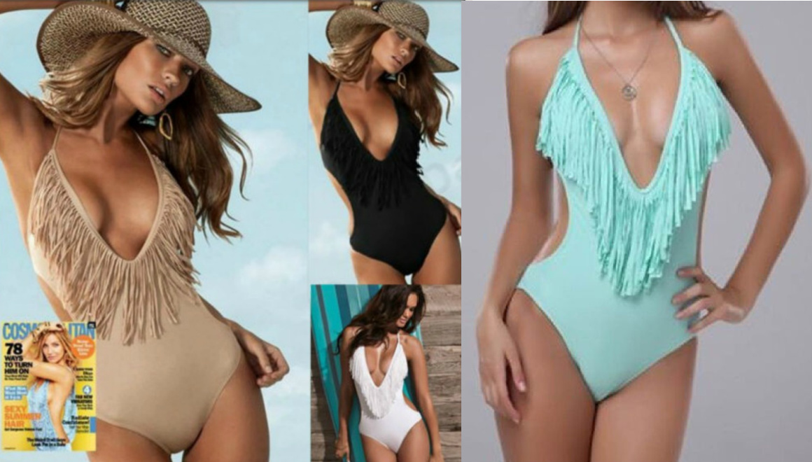 Hot sexy see through one piece swimsuit Seer monokini Body