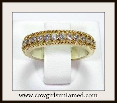 VINTAGE GYPSY RING Vintage Style White Gemstone 925 Sterling Silver Ring