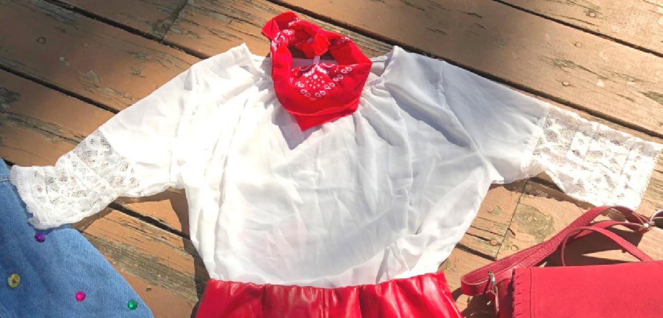 SWEET NOTHINGS TOP Semi Sheer White Chiffon Lace Hemline & Cuff Long Blouse 3 LEFT