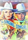 DVD The Singing Cowgirl Western Movie